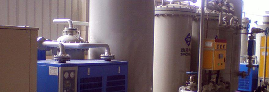 un générateur d'Azote